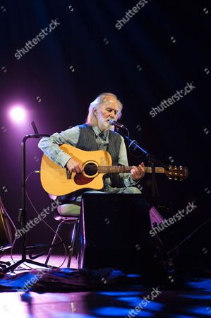 Editorial image of Roy Harper in concert at the Royal Festival Hall, London, Britain - 22 Oct 2013