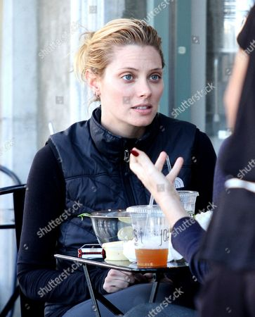 Stock Image of April Bowlby