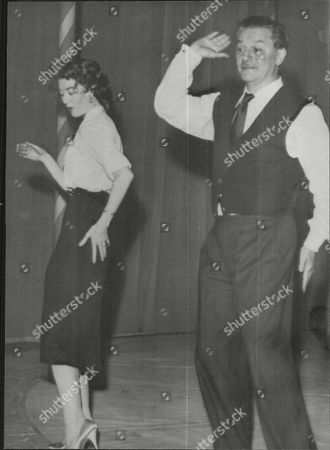 Moira Shearer Lady Kennedy (17 January 1926 Oo 31 January 2006) Was An Internationally Renowned British Ballet Dancer And Actress Pictured Dancing 'the Black Bottom' With Actor Anton Walbrook.