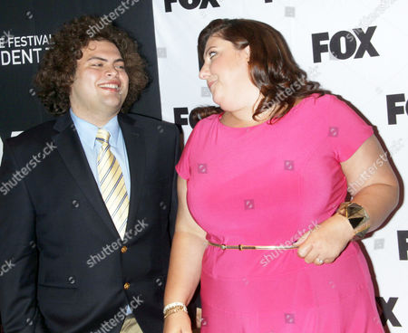 Dustin Ybarra and Ashlie Atkinson