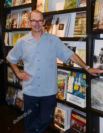 Editorial picture of David Laskin 'The Family: Three Journeys into the Heart of the Twentieth Century' book signing, Miami, Florida, America - 21 Oct 2013