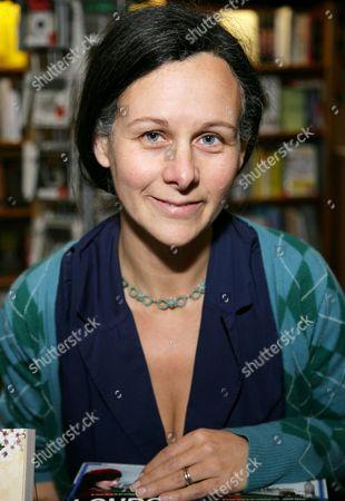 Stock Picture of Sara Sheridan