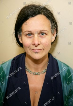 Editorial photo of Sara Sheridan 'London Calling' book promotion, Oxford, Britain - 23 Oct 2013