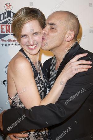 Tamara Harvey and Javier De Frutos