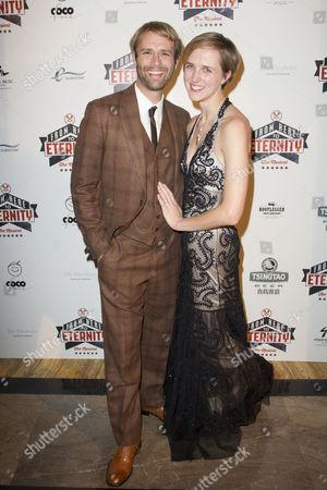 Jared Zeus and Tamara Harvey