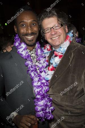 Nolan Frederick and David White