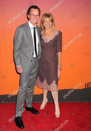 Stock Photo of Rod Waywell and Lisa Dennison