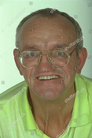 John Mcbride Lookalike For Tv Presenter Jim Bowen 1997.