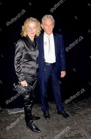 Danna Ruscha and Ed Ruscha
