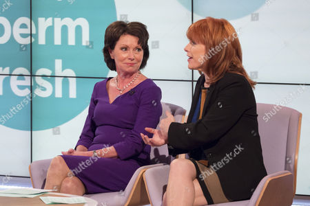 Editorial picture of 'Lorraine Live' TV Programme, London, Britain. - 24 Oct 2013