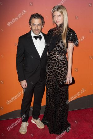 Stock Picture of Tom Sachs, Sarah Hoover