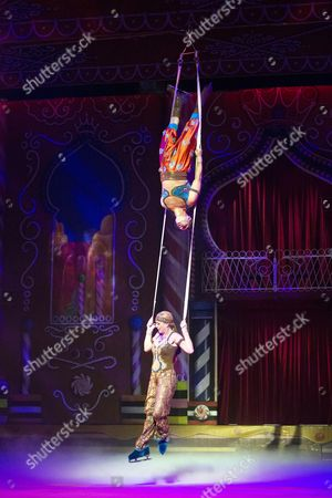 Editorial picture of 'The Nutcracker on Ice' photocall at the London Palladium, London, Britain - 24 Oct 2013