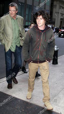 Neil Flynn and Charlie McDermott