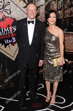 Wilbur Smith and wife Niso Smith