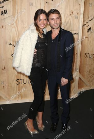 Stock Picture of Emilie Marant and Ora Ito