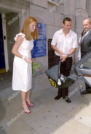 Patsy Palmer gets married