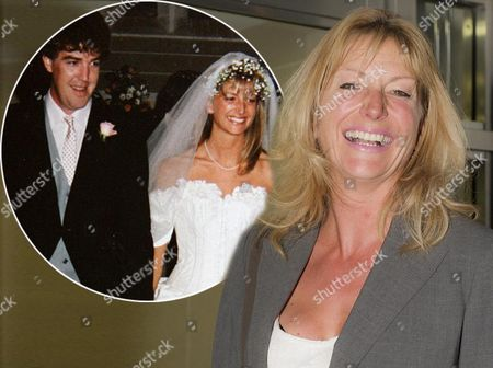 Alex Hall First Wife Of Jeremy Clarkson.*wedding Picture Is Not Ii Daily Mail *.