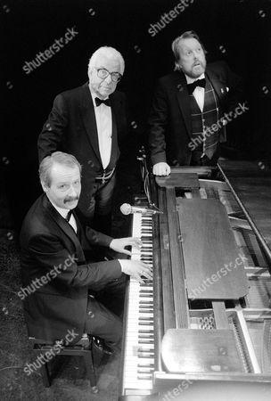 Barry Cryer & Willie Rushton