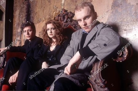 Black Box Recorder - John Moore, Luke Haines and Sarah Nixey