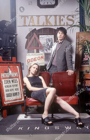 Cinerama - Sally Murrell and David Gedge