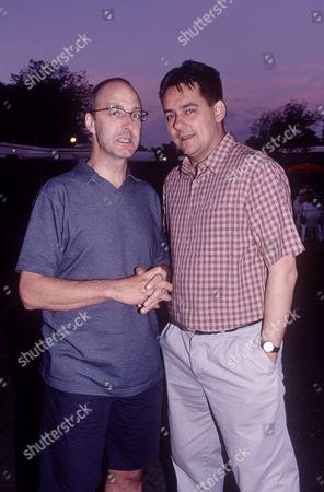 Simon Fanshawe & Stephen Twigg