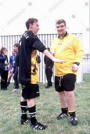 Steve Lamacq & Paul Gallagher
