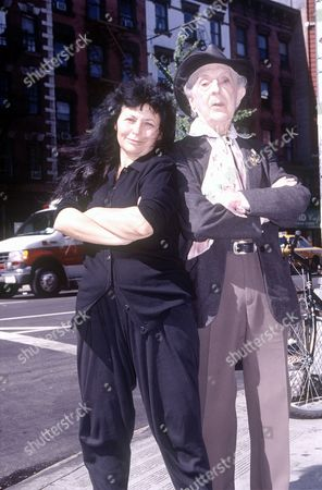 Editorial image of Penny Arcade & Quentin Crisp, New York