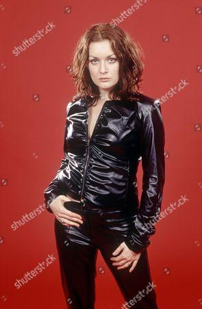 Stock Photo of Sarah Nixey of Black Box Recorder