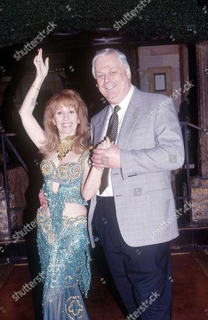 Terry Major-Ball and dancer