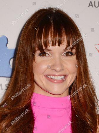 Stock Image of Valerie Azlynn