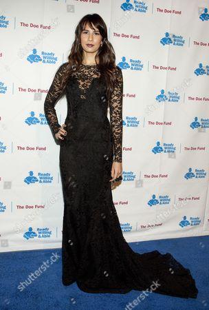 Editorial photo of Doe Fund Annual Gala, New York, America - 24 Oct 2013
