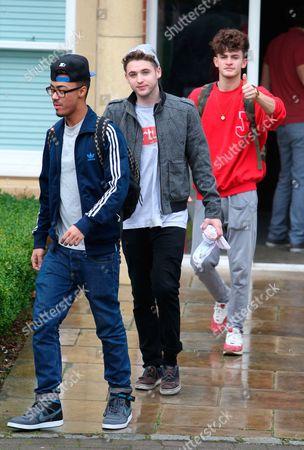 Kingsland Road - Jay Scott, Matt Cahill and Josh Zare