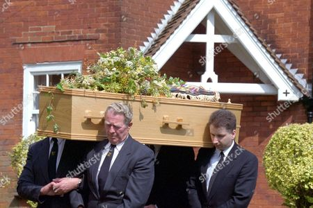SIR ALEC GUINNESS FUNERAL,PETERSFIELD, HAMPSHIRE