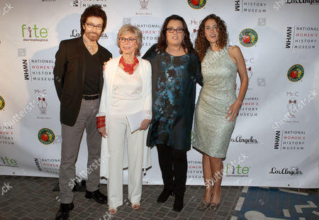 Editorial photo of The National Womens History Museum Honors, New York, America - 24 Oct 2013