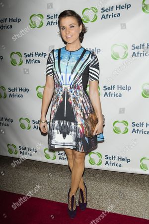 Editorial picture of 4th Annual 'Self Help Africa' Change-Maker's Ball, New York, America - 25 Oct 2013