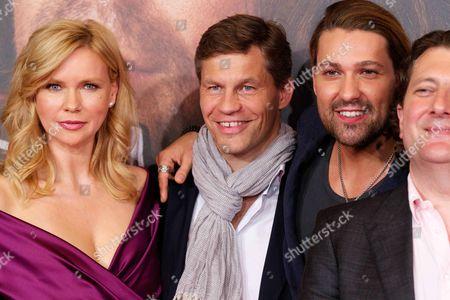 Editorial image of 'Der Teufelsgeiger' premiere, Munich, Germany - 24 Oct 2013