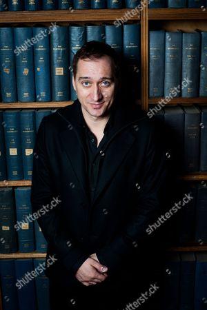 Stock Photo of Paul Van Dyk