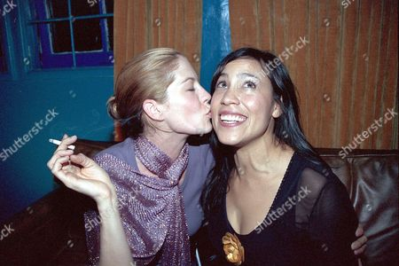 """KATE CEBERANO AND JENNA ELFMAN AT """"THE MINT"""" IN LOS ANGELES AMERICA"""