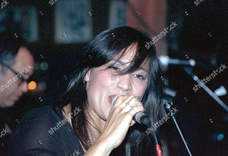 """Editorial picture of KATE CEBERANO ON STAGE AT """"THE MINT"""" IN LOS ANGELES AMERICA"""