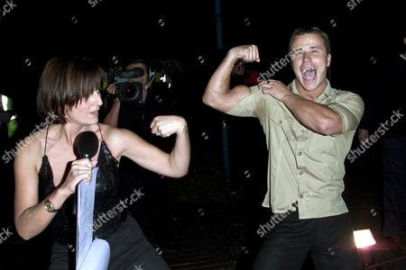 BIG BROTHER WINNER CRAIG PHILLIPS WITH DAVINA MCCALL