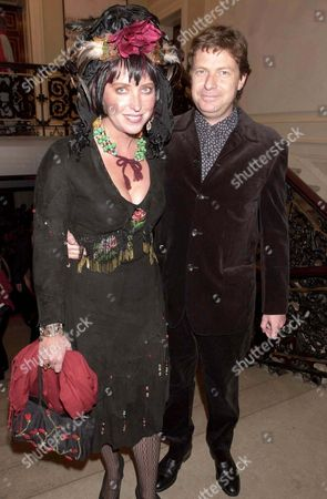 KATHERINE BOORMAN AND HUSBAND AT ROYAL ACADEMY FOR THE GALA PARTY FOR NEW SHOW CALLED 'APOCALYPSE' PUT ON BY PRADA.