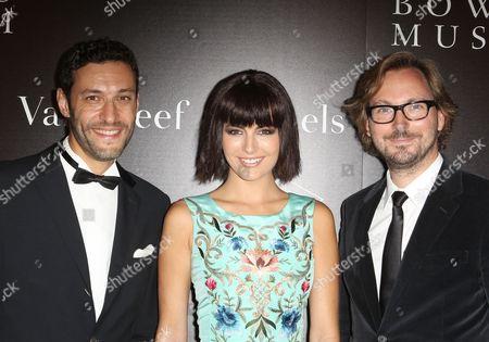 Alain Bernard, Camilla Belle, Nicolas Bos