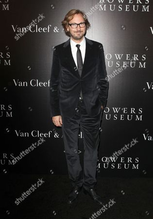 Editorial picture of The Van Cleef and Arpels Bowers Museum Exhibit Gala, Santa Ana, America - 26 Oct 2013