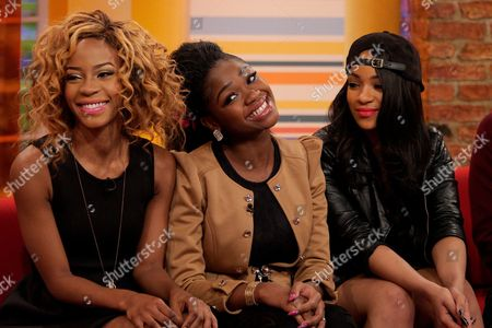 Miss Dynamix - Jeanette Akua, Sese Foster, Rielle Carrington