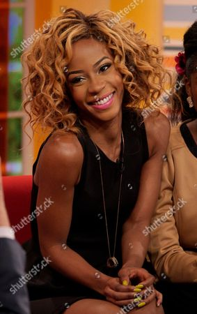Miss Dynamix - Jeanette Akua