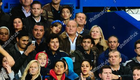 Editorial picture of Barclays Premier League 2013/14, Chelsea v Manchester City, Stamford Bridge, London, Britain - 27 Oct 2013