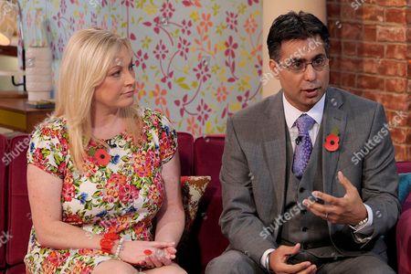 Wendy Turner Webster and Nav Jagpal