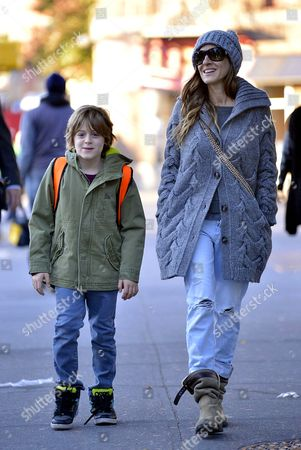 Sarah Jessica Parker and James Broderick