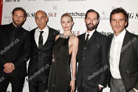 Josh Lucas, Jean Marc-Barr, Kate Bosworth, Michael Polish, Balthazar Getty
