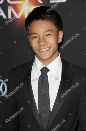 Stock Image of Brandon Soo Hoo